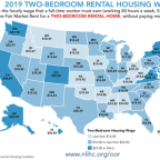 CityLab Daily: The Minimum Wage Can't Pay for a Two-Bedroom Apartment