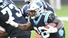 Panthers RB Mike Davis predicts a 'crazy' 2021 free agency period