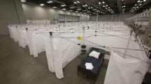USA: Vierter Tag in Folge mit mehr als 1000 Corona-Toten