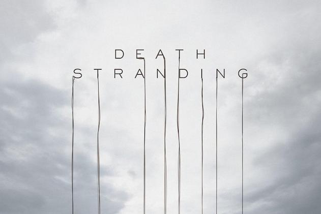 More 'Death Stranding' details are coming on May 29th