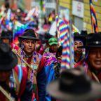Bolivia interim president rules out Morales election bid