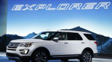 Ford offers repairs to prevent exhaust leaks in 1.4 million Explorers