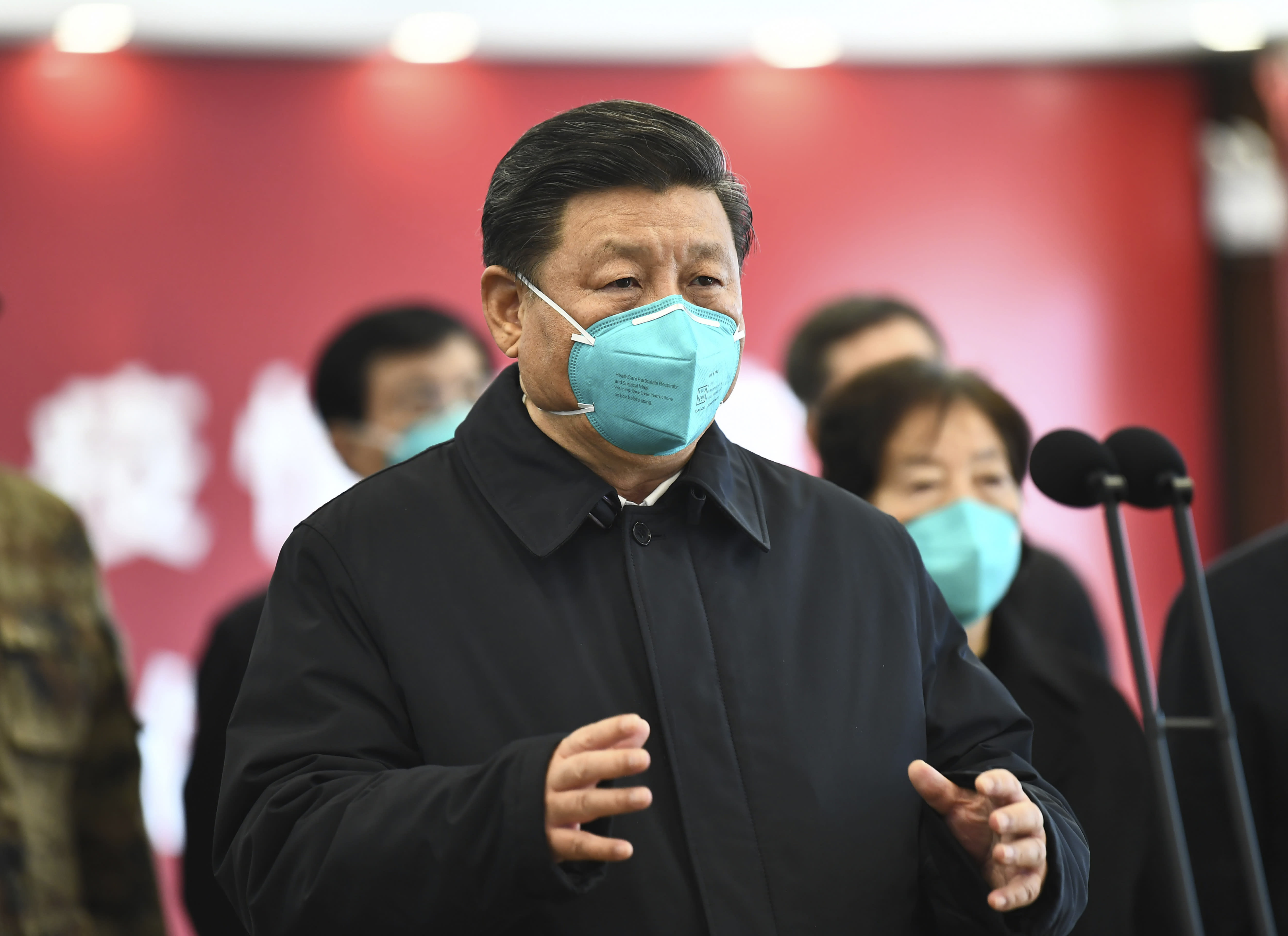 Hold China accountable for coronavirus, but don't 'scapegoat' them: CFR president