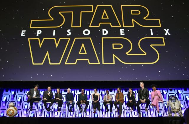 Disney's next batch of 'Star Wars' movies starts in 2022