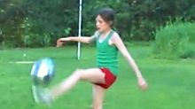 Watch Rose Lavelle Do Amazing Soccer Tricks At Age 11