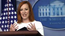 White House press secretary Jen Psaki reveals why she plans to step down in the near future