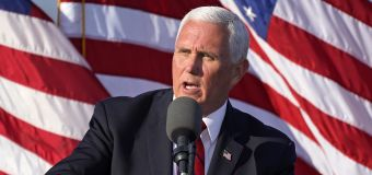 Top Pence aides test positive for coronavirus