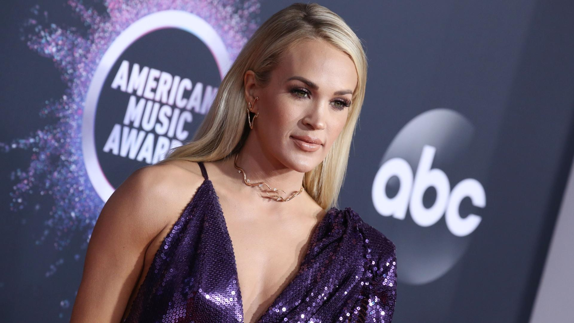 Carrie Underwood Says Her Family Hid In A Safe Room During Deadly Nashville Tornado