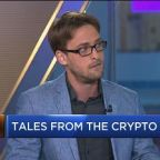 Cryptocurrencies edge higher with ripple bouncing back 65% after 'severe' sell-off