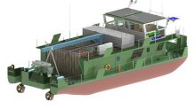 Ballard Receives PO From BEHALA For 3 x 100kW Fuel Cell Modules to Power German Push Boat