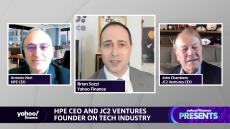 Yahoo Finance Presents: HPE CEO Antonio Neri & JC2 Ventures Founder John Chambers