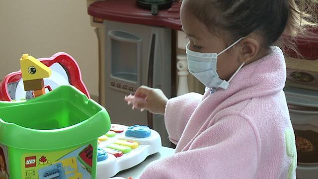 Mother Donates Kidney to 4-Year-Old Daughter