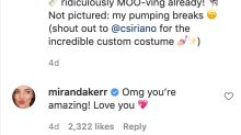 Miranda Kerr Sent a Supportive Message to New Mom Katy Perry