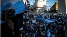"""Coronavirus: el Washington Post cuestionó la cuarentena argentina: """"Ahora los casos están explotando"""""""