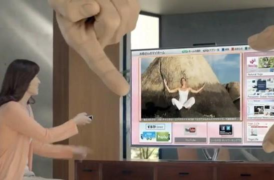 Japanese broadcasters reject Panasonic Smart TV advert in fit of jealousy (video)