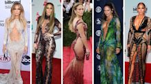 18 times Jennifer Lopez owned her body on the red carpet