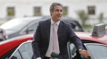 The Latest: Trump lawyer's statement derailed Senate meeting