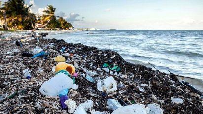 遊客增加 地中海海洋垃圾大增4成
