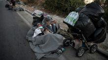 Merkel und Macron wollen rund 400 Minderjährige aus Moria in EU aufnehmen