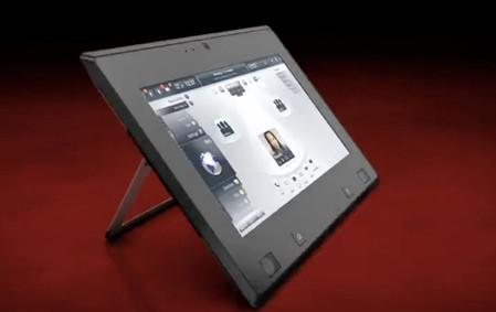 Avaya intros business-oriented A175 tablet, shows off Flare user interface