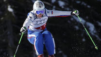 Olympic champion reacts to 'heartbreaking' ski cross injury