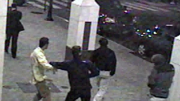 Police trying to ID five 'preppy' suspects