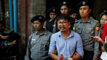 Myanmar judge allows documents police say came from Reuters reporters' phones