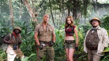 Karen Gillan defends 'that outfit' from Jumanji reboot