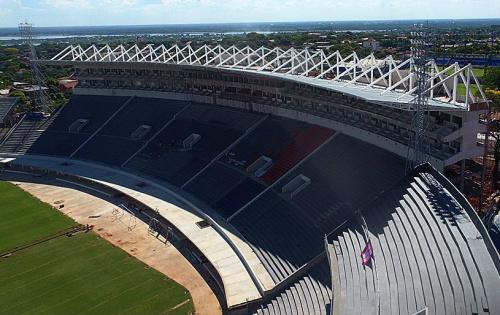 Ordenan parar las obras del estadio 'La Nueva Olla'