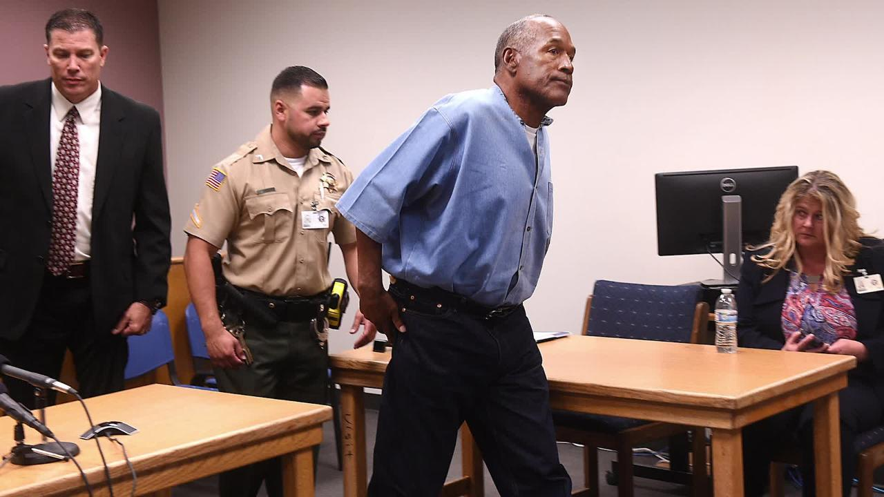 Lawyers Chase O.J. Simpson Over $70 Million Wrongful Death Judgment