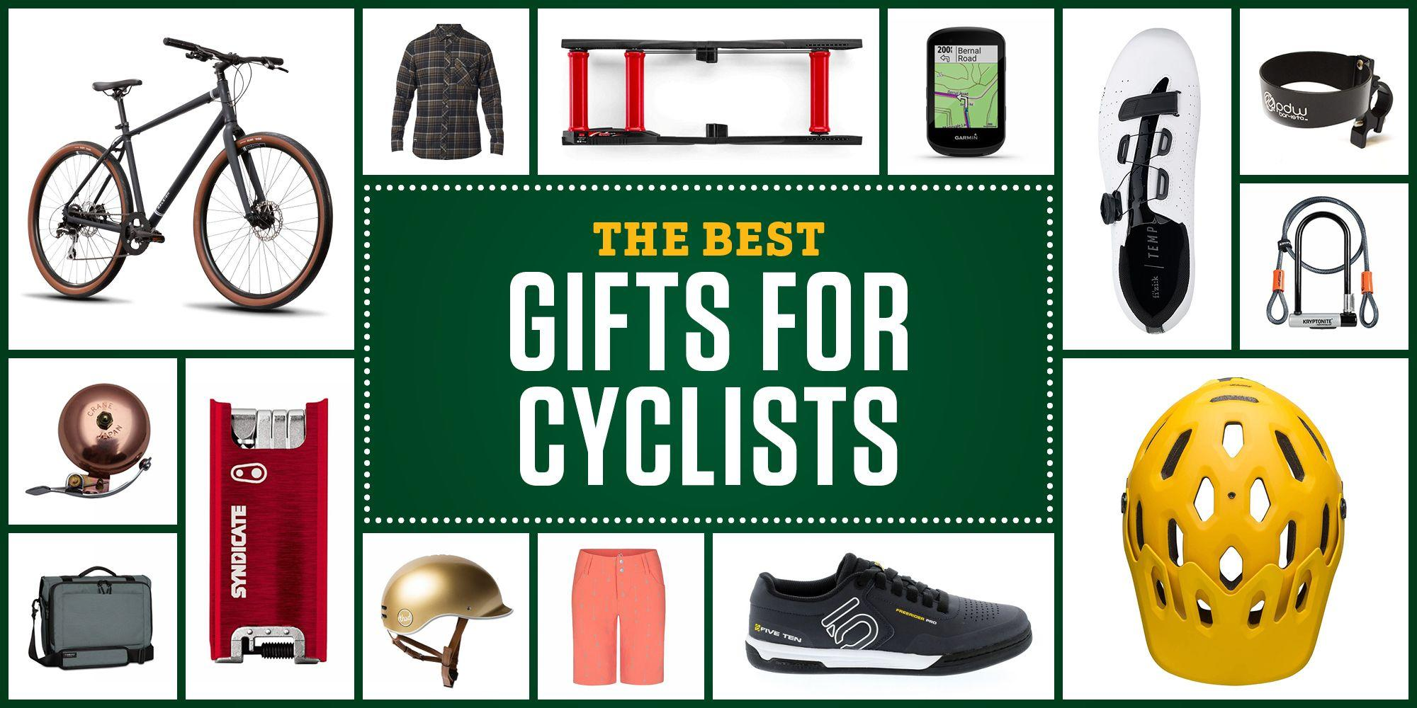 <p>Whether the cyclist in your life spends most of their waking hours in spandex or just enjoys cruising around town on two wheels, the holidays are the perfect time to help them upgrade their gear. In that spirit, we've compiled some of the best offerings for 2019.</p>
