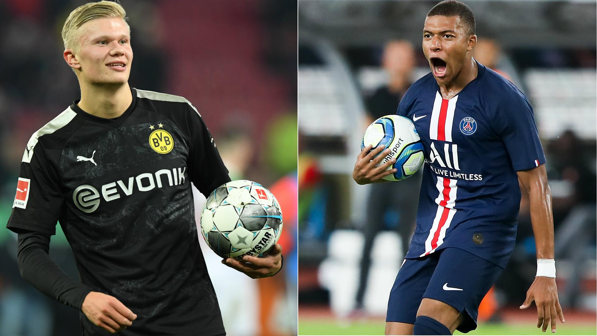 Rumour Has It Real Madrid Want Mbappe And Haaland In 2021 Juve Join Man Utd In Jimenez Race