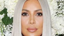 Kim Kardashian West Wore a Full Face of Makeup During Her Laser Treatment, Which Is Ill-Advised