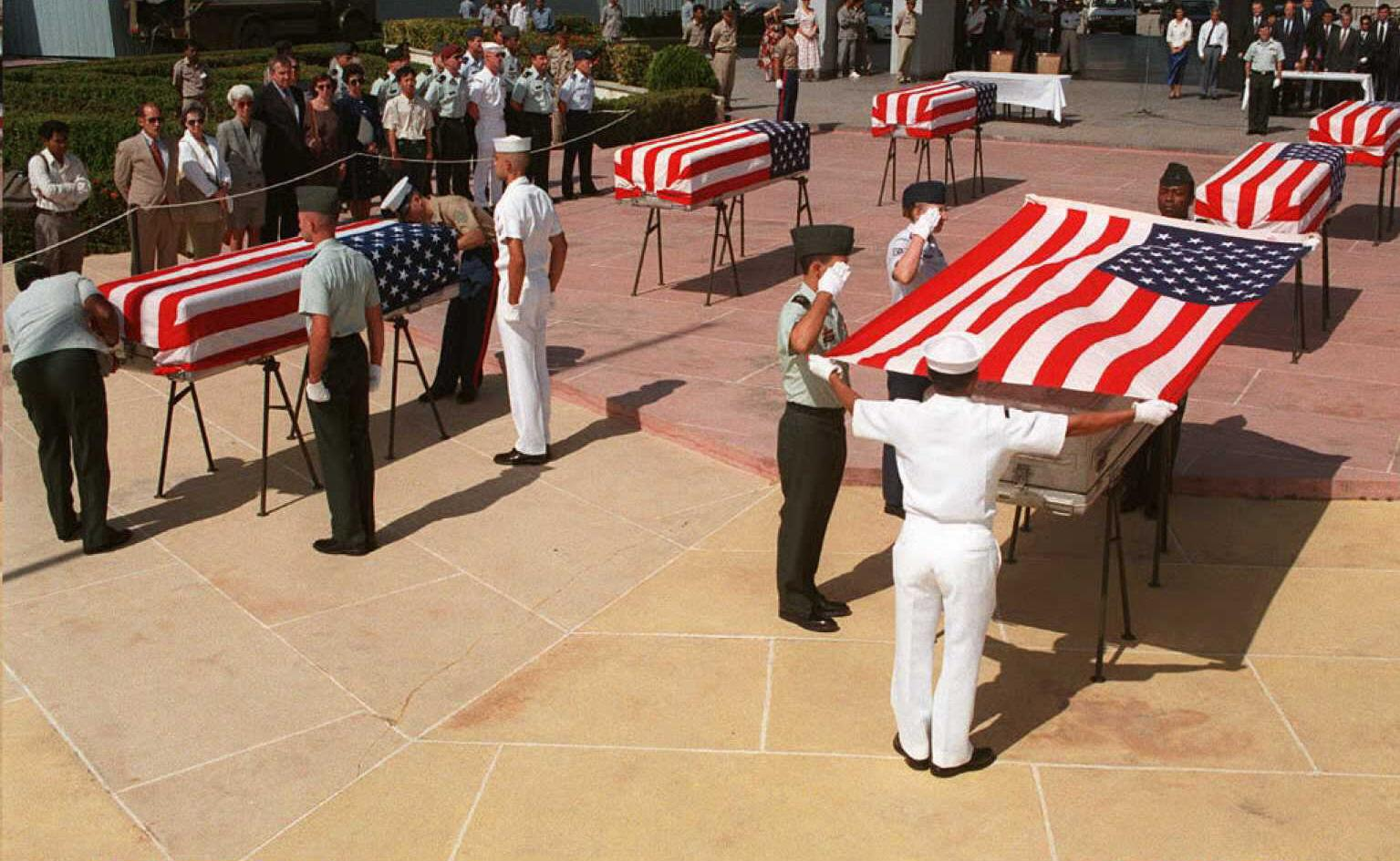 US Vietnam War vet's remains repatriated after 47 years