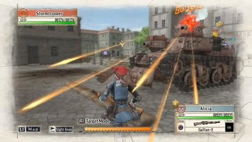 PAX 2008 hands-on: Valkyria Chronicles