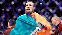'I have accepted': UFC fans go wild after Conor McGregor backflip