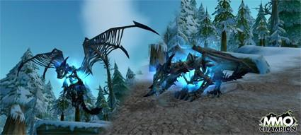 Arena Season 5 mount is a Frost Wyrm