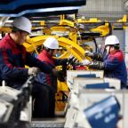 China's factory activity expands at a slower pace in February, misses expectations: official PMI