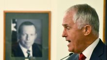 Turnbull embraces 'conservative' issues