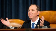 Schiff on why Democrats didn't call the Ukraine whistleblower to testify