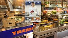 Coles unveils new store complete with juice bar and fresh pizza
