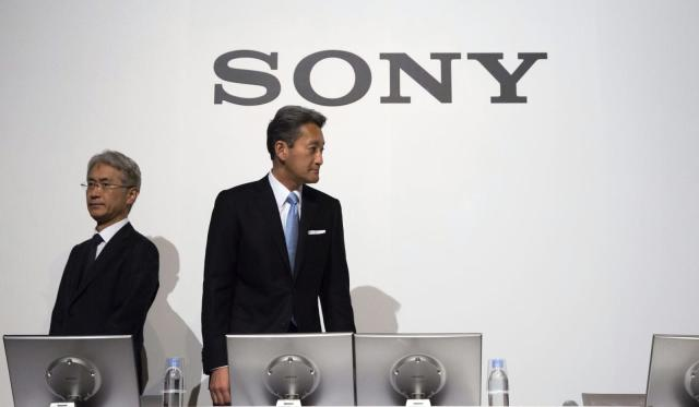 Sony CEO Kaz Hirai will step aside on April 1st