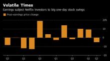 Netflix Crushes Estimates, Renewing Faith After July Letdown