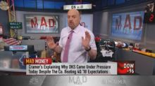 Dick's Sporting Goods earnings call 'bomb' has hurt other retailers: Cramer