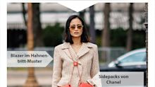 Look des Tages: Anna Rosa Vitiello mit doppeltem Style-Faktor bei Chanel