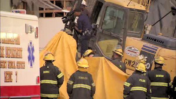 More bodies removed; 6 deaths in collapse