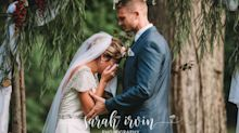 The Story Behind This Emotional Wedding Pic Will Make You Weep