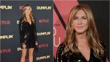 Jennifer Aniston, 50 años en 10 looks