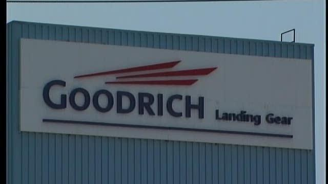 Goodrich Landing Gear closing