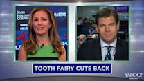 Tooth Fairy cuts back